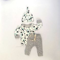 baby boy coming home outfit take home door LittleBeansBabyShop