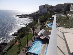 Just a sample of the views you can enjoy from the balconies of the Pestana Promenade resort in Madeira. #Pestana #timeshare #Madeira