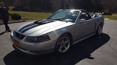 eBay: 2004 Ford Mustang GT Premium Convertible 2004 Mustang GT Premium Convertible 5 Speed, 24k Miles, Super Clean #fordmustang #ford