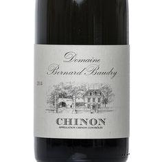 "Bernard Baudry Chinon ""Cuvée Domaine"" 2014 $19.99."