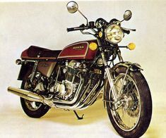 1976 Honda CB 750F1 Supersport