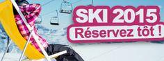 Réservez tôt SKI 2015 http://www.madamevacances.com/location-vacances-ski.html