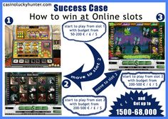 10 How To Win At Online Slots Slot Strategy And Slots Secrets Ideas Online Slot Best Casino Games