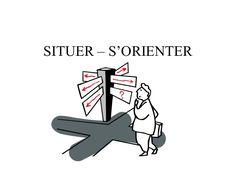 Situer – s'orienter by DianaM2010 via slideshare