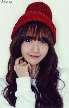 Những kiểu tóc hàn quốc đẹp 2017 của YoonA SNSD xinh như thiên thần phần 11