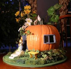 The Pumpkin House