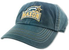 CPGM01 Baseball Cap George Mason University Crazy Eyes