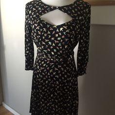 Bird Dress- Urban Outfitters Nwt