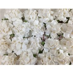 20 Handmade Mulberry Paper Flowers White Wedding Roses Code - 15 by butterflies661 on Etsy https://www.etsy.com/listing/156216366/20-handmade-mulberry-paper-flowers-white