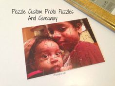 Piczzle Custom Photo Puzzles And Giveaway