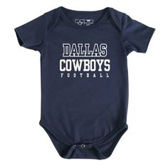Dallas Cowboys Baby Clothes Extraordinary Dallas Cowboys Baby Clothes Babyfans  Future Baby And Kid Inspiration Design