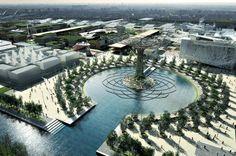 L'Exposition universelle de Milan se tiendra du 1ermai au 31octobre 2015.