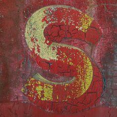 letter S by Leo Reynolds, via Flickr
