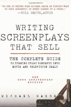 Screenwriting Format  How To Write A Screenplay Script