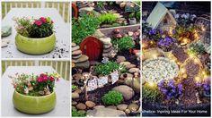 16 Do-It-Yourself Fairy Garden Ideas For Kids - Homesthetics - Inspiring ideas for your home.