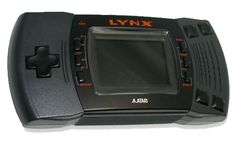 Atari. Lynx II.  (I was the only one to have this maybe)