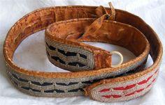 Sami belt.