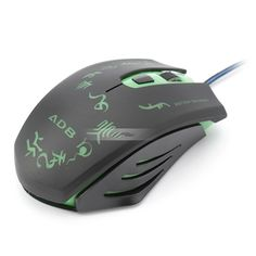 Mua Chuột quang có dây chơi game ADB Xman (Đen) chính hãng, giá tốt tại Lazada.vn, giao hàng tận nơi, với nhiều chương trình khuyến mãi giảm giá...