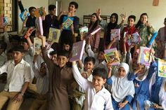 As a part of CALPAK'sefforts towardscontributing to the overall education development of Pakistan, we havepursued theAdopt-A-SchoolProgramof the'Departmentof Education & Literacy' byadoptingaGovernmentSchoolwith an aim to improve its overall academic and educational management enhanc...