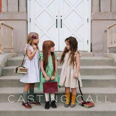 "231 Me gusta, 68 comentarios - Wren & James | Kiley Draper (@wrenandjames) en Instagram: ""Casting models for our next photo shoot in SLC, UT. Looking for girls ranging from age 3-8yrs old.…"""