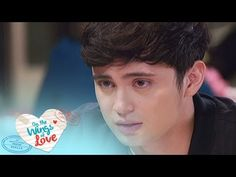 """On The Wings Of Love: """"I can't leave you, Leah"""" Indian Men Fashion, Jadine, Indian Man, If You Love Someone, Out Loud, I Cant, Filipino, Wings, Abs"""