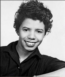 Lorraine Vivian Hansberry (May 19, 1930[1] – January 12, 1965) was an African American playwright and author of political speeches, letters, and essays.[2] Her best known work, A Raisin in the Sun, was inspired by her family's battle against racial segregation in Chicago.