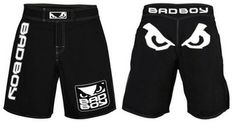 "Specifications Bad Boy MMA shorts, 4 way stretch material, 250 gsm. We offer paypal for 100% secure business. Features: Bad Boy model MMA Short, 4 way stretch micro, 250 gsm. T3 Stitching Embroidered Logo Sizes 30"",32"",34"",36"",38"",40"" All color Combinations available Printing Process: Silk Screen Printing (We use non toxic german ink, LED & Benzine free) with life time guaranty Sublimation Heat Transfer Embroidery"