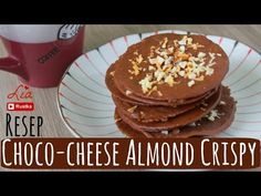 Crispy Almond Cookies Recipe, Crispy Cookies, Chocolate, Cooking Classes, Mochi, Cheddar, Cookie Recipes, Yummy Food, Favorite Recipes