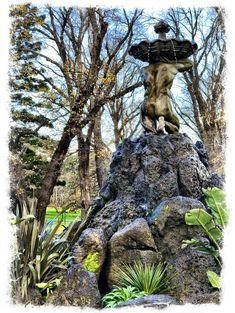 The River God... Local Parks, Wander, Garden Sculpture, River, God, Explore, Outdoor Decor, Dios, Allah