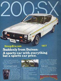 1977 Datsun 200SX