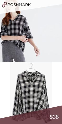 875a1cc1fe677d Madewell Highroad Popover Clarksburg shirt