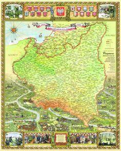 "Poland ""from sea to shining sea. Poland History, Visit Poland, Sea To Shining Sea, Danzig, Historical Maps, City Photo, Medieval, Globe, Infographic"