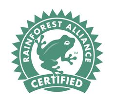 Dr. Rudderman is a huge Environmental Activist & is always looking for the Rainforest Alliance Certified Seal on products.