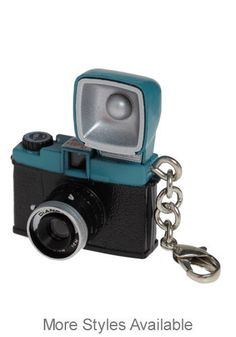 Say Keys! Keychains. Flaunt your fascination for retro photography with one of these lomography legends dangling with your existing collection of keys and charms. #black #modcloth