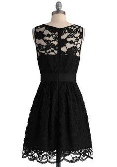 BB Dakota When the Night Comes Dress | Mod Retro Vintage Dresses | ModCloth.com