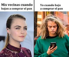ALVARO & CARLOS: Photo number one is super cool and the second one looks really uncool. Memes Gratis, Funny Jokes, Hilarious, Funny Shit, Funny Stuff, Expectation Vs Reality, Humor Mexicano, Spanish Memes, The Best Is Yet To Come