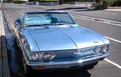 1969 Chevrolet Corvair