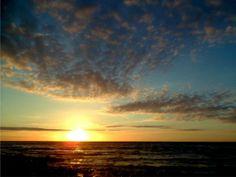 Sea by Hannah Player, via Behance Coast, Behance, Celestial, Sea, Sunset, My Love, Photography, Outdoor, Outdoors