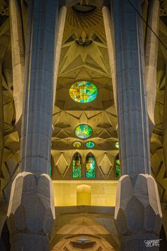 Gaudi Architecture by photographer Clement Celma