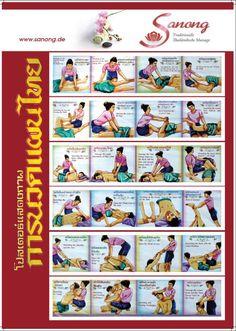 very relaxing: thai massage