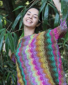 Ladies' Sweater | Knitting Fever Yarns & Euro Yarns