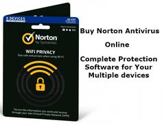 Norton is one of the best most popular anti-threat software that maintains your professional or personal life when you using the public internet or wifi. It also helps to detect viruses or unwanted popup when you open any website. Buy Norton Antivirus Software online from us with amazing deal and offer. Norton 360, Norton Internet Security, Norton Antivirus, Antivirus Software, Software Online, Popup, Online Purchase, Wifi, Public