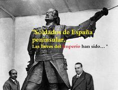 """[Total:1  Promedio:5/5] Usted ya ha calificado este artículo con 5.0 Durante toda la historia se han pronunciado frases militares famosas. En este artículo vamos a describir que se pronunció durante conflictos bélicos que han hecho que se recuerde atrave de los tiempos. Frases militares españolas """"Legionarios a luchar. Legionarios a morir!"""" Legion Española """"España…"""