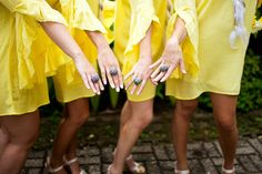 i'm sure i'll have to purchase all of my bridesmaids a big gaudy ring to wear ;)