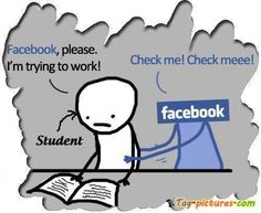 Image detail for -Facebook vs student funny facebook jokes – Tag Pictures