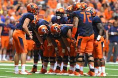 For this year, I really want to go see the Syracuse football team play with my friend.