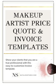 Makeup As a makeup artist you want to show your clients that you are a true professional, you can do Makeup Artist Near Me, Makeup Artist Quotes, Becoming A Makeup Artist, Makeup Artist Tips, Makeup Artists, Makeup Tips, Beauty Makeup, Beauty Tips, Beauty Products