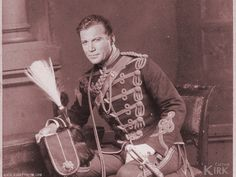 Victorian Star Trek - Captain Kirk