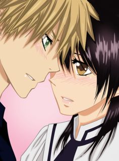 Maid Sama Manga, Anime Maid, Best Romantic Comedy Anime, Dengeki Daisy, Usui, Kaichou Wa Maid Sama, Manga Anime, Otaku Anime, Anime Ships