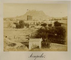 Athens Greece, Painting, Art, Acropolis, Art Background, Painting Art, Kunst, Paintings, Performing Arts